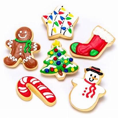 Cookies Santa Cookie Christmas Favors