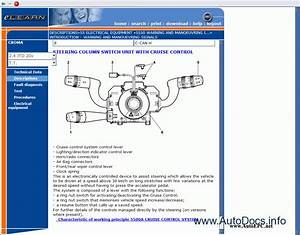 Fiat Strada Workshop Service Manual Repair Manual Order  U0026 Download