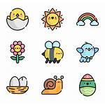 Spring Icon Flaticon Icons Vector Drawings Freepik