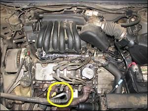 2002 V6 Vulcan Engine