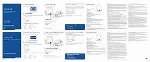 Plantronics C05xxd 900 Mhz Cordless Base Unit User Manual