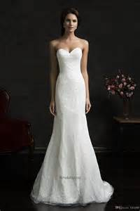 simple cheap wedding dresses bright simple style sleeveless wedding dresses 2015 amelia sposa sweetheart white sequins cheap