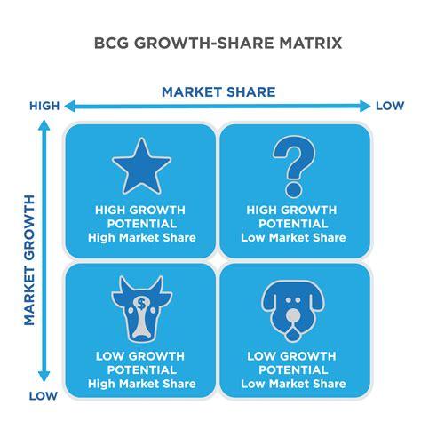 bcg matrix principles  marketing