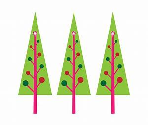 Triangle Clipart Christmas Tree Pencil And In Color