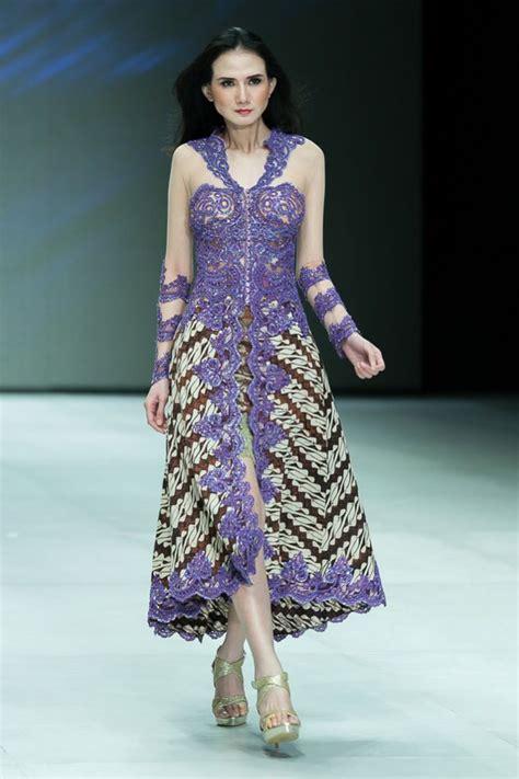 touch  lace  batik kebaya pinterest kebaya