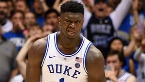 This Photo Of Zion Williamson Proves Duke Star Has No ...