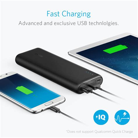 anker powercore 15600mah portable charger power bank cablegeek australia