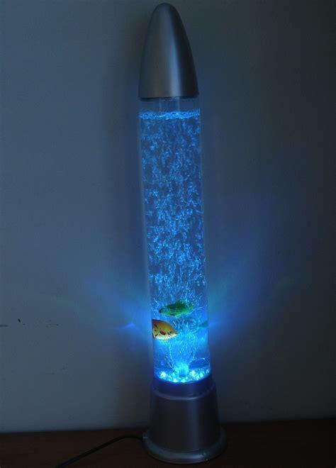 Buy Rocket Bubble Aquarium Water Light Table Floor Lamp