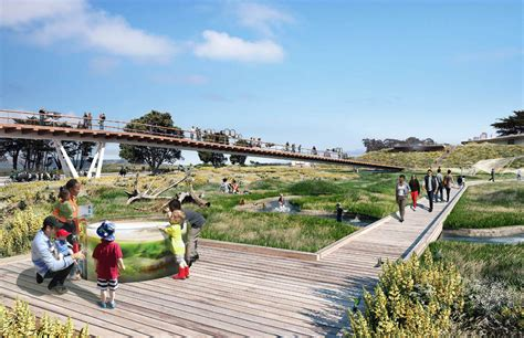 Gallery of Five Proposals Unveiled for Presidio Parklands ...