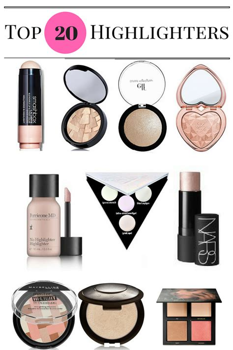 20 Best Highlighters  Everything Pretty