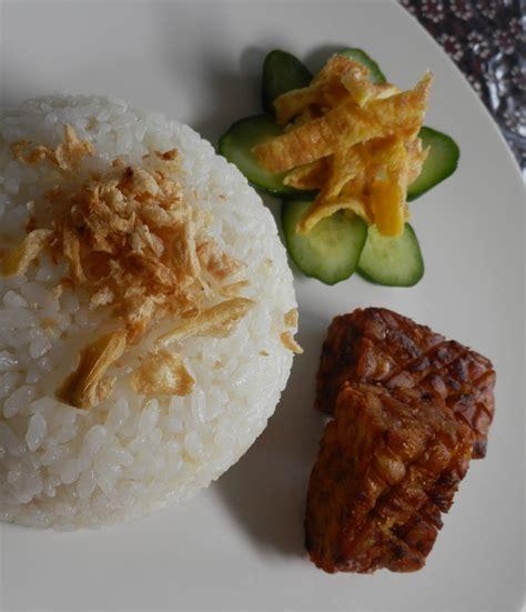 nasi uduk  rice cooker mama miyuki easy pantsy