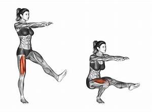 Pistol Squat - How To Perform Them