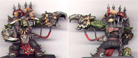 goff ork miniatures