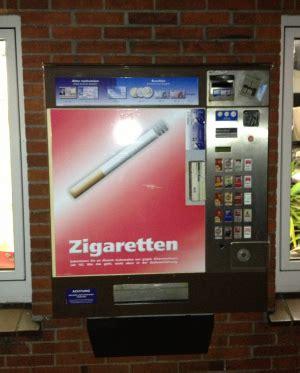 wie funktioniert ein zigarettenautomat bar zahlen am zigarettenautomaten zigaretten automat