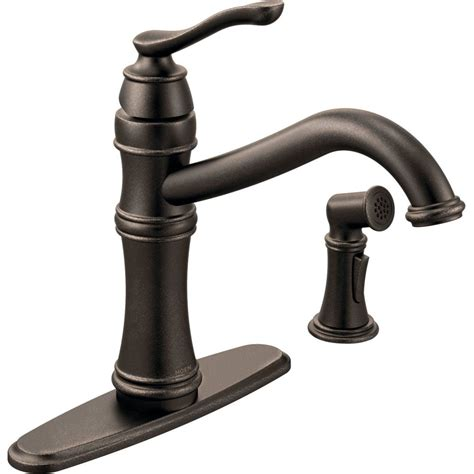 kitchen faucet touch moen 7245srs belfield spot resist stainless one handle