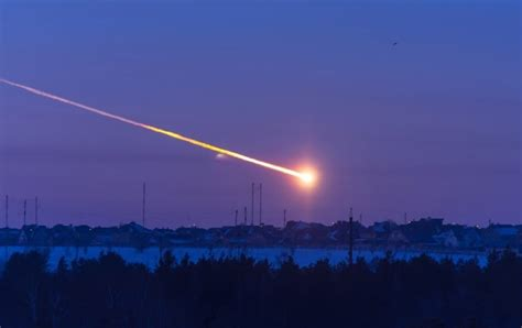 Chelyabinsk Meteor Explosion