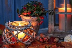 Herbstdeko Für Den Garten : herbstdeko f r drau en tolle ideen idee f r mich ~ Orissabook.com Haus und Dekorationen