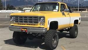1978 Chevrolet K10 Pickup