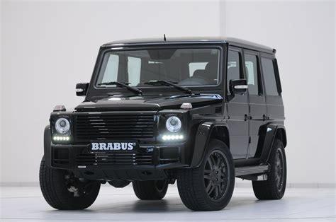 Brabus G V12 S Biturbo Based On The Mercedes-benz G55 Amg