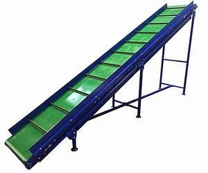 New Incline Belt Conveyor