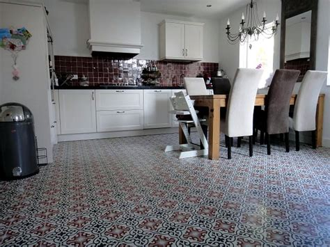 pictures of tiled kitchen floors cement tiles from spain interior design ideas ofdesign 7492