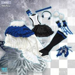dragon hatsune miku doll clothes dollfie dream character