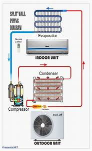 Wiring Diagram Ac Split Inverter