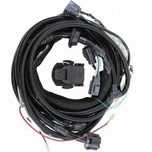 Mopar Trailer Towing Tow Wiring Harness For Jeep Liberty