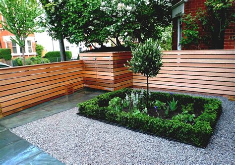 Front Garden Fence Ideas Uk Design Home And Decorating In