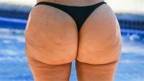 Kim Kardashian afirma que usaron photoshop en su culo para