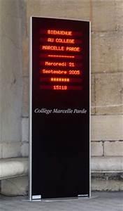 Panneau Lumineux Message : panneau d affichage exterieure avs37 audio video service ~ Teatrodelosmanantiales.com Idées de Décoration