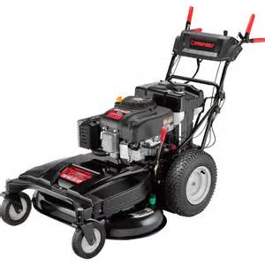 Best Wide Deck Push Mower by Troy Bilt Self Propelled Push Lawn Mower 420cc Troy Bilt