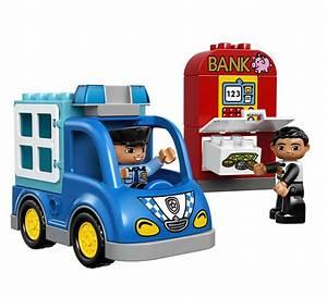 Lego Bausteine Groß : lego duplo 10809 polizeistreife kleinkinder spielzeug gro e bausteine spielzeug ~ Orissabook.com Haus und Dekorationen