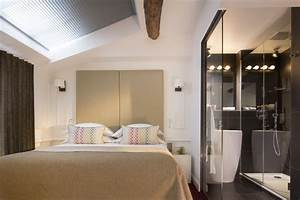 creer sa salle de bain elegant idee salle de bain zen With faire une salle de bain dans une chambre