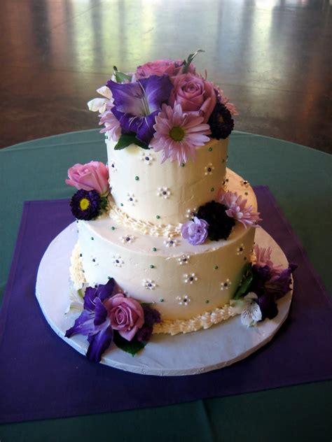 jillicious discoveries  purple wedding cakes