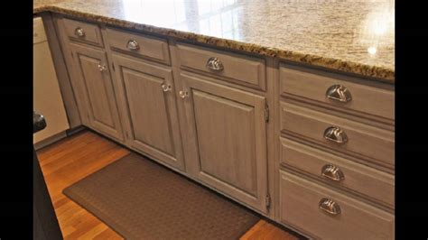 Painting Kitchen Cabinets With Chalk Paint  Youtube