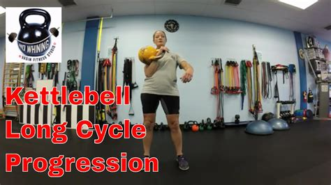 long cycle kettlebell
