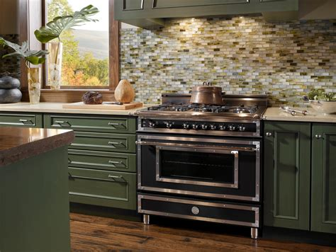 kitchen island stove top advantages to both gas and electric stove 5169