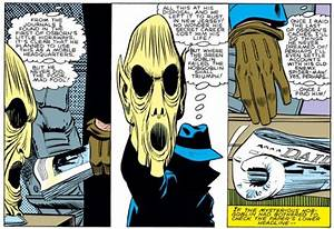 The mask of the Hobgoblin (from Amazing Spider-Man #239 ...