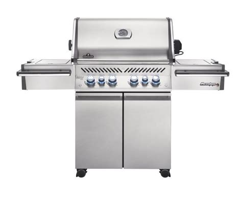 napoleon prestige pro  gas grill review bbq grilling