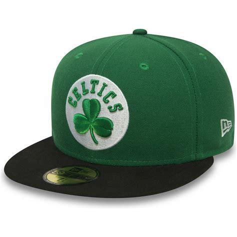 era flat brim fifty essential boston celtics nba