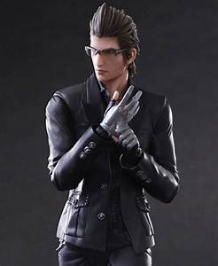 Final Fantasy 15 Ignis Scientia Leather Jacket Films Jackets