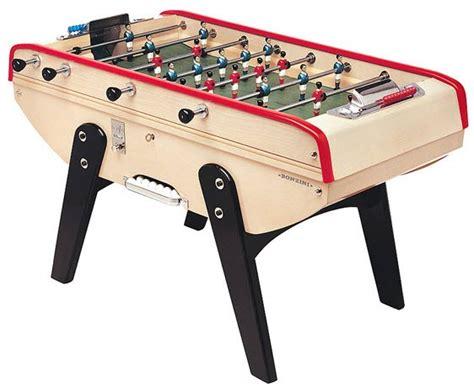 bonzini  coin operated standard foosball table