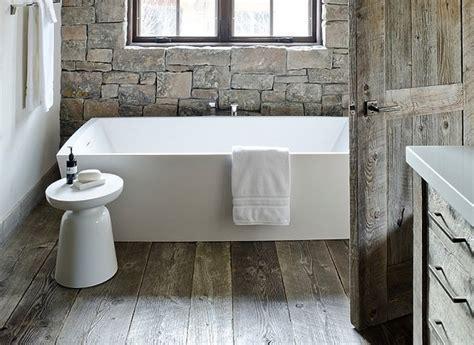 20 Amazing Design and Ideas of Rustic Hardwood Flooring