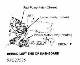 solved what does the fuel relay look like for 1992 subaru With subaru outback fuel pump relay location subaru legacy fuse box diagram