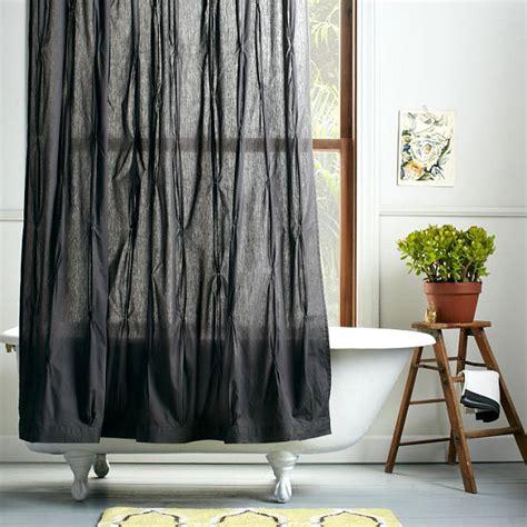 chevron bathroom ideas more modern shower curtain finds for a stylish powder room