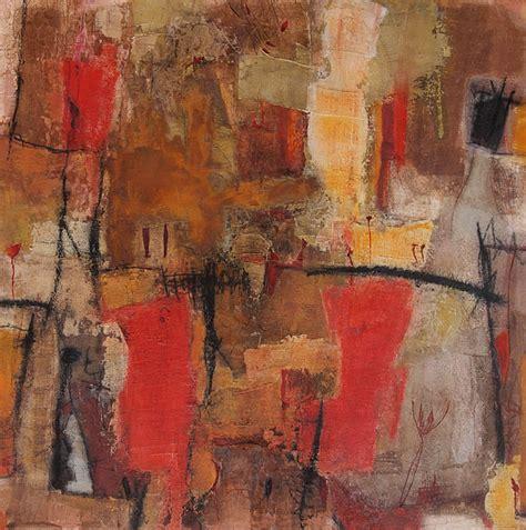Abstrakte Malerei - Iris Rickart. Acryl und Mischtechnik