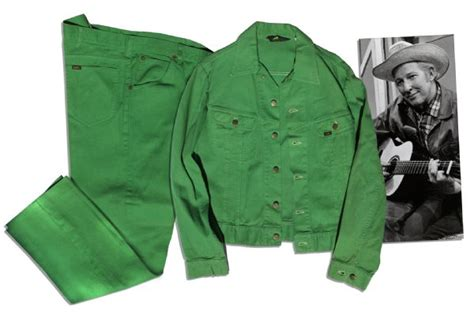 Screen-worn Green Jacket And Jeans By Mr
