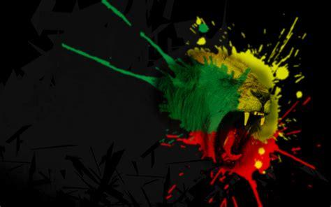wallpaper rastafari rasta cannabis lion