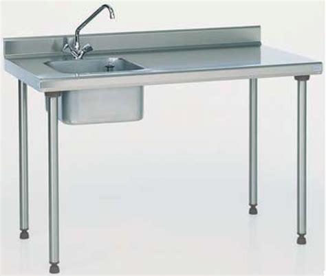 table cuisine inox table inox metro mat riel pour cuisine professionnel 10